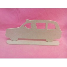 4mm MDF Standing taxi
